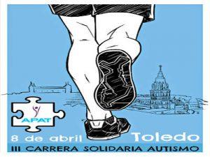 III Carrera Solidaria Autismo Toledo