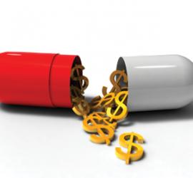Píldora Contiene dinero