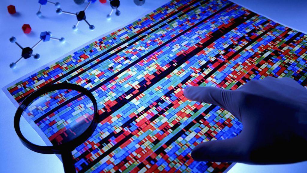 Secuenciación genoma.